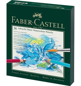 Faber-Castell - Albrecht Dürer watercolour pencil, studio box of 36