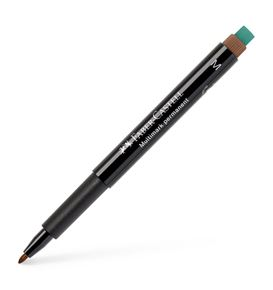 Faber-Castell - Multimark overhead marker permanent, M, brown