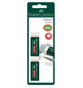 Faber-Castell - 7085-20 eraser, set of 2