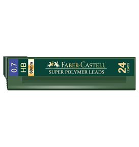 Faber-Castell - 1247 fineline lead, HB, 0.7mm
