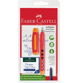 Faber-Castell - Fountain pen Scribolino right