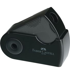 Faber-Castell - Sleeve Mini sharpening box, black